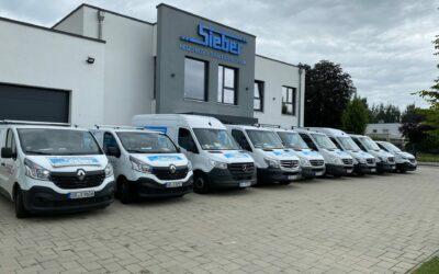 25 Jahre Firma Sieber GmbH, Heizung- und Sanitärtechnik